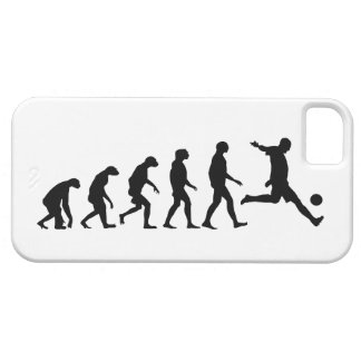 Evolución del caso del iPhone 5 del fútbol iPhone 5 Fundas
