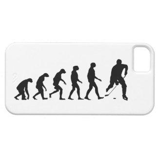 Evolución del caso del iPhone 5 del hockey iPhone 5 Carcasa