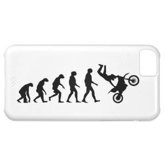 Evolución del caso del iPhone 5 del motocrós Funda Para iPhone 5C
