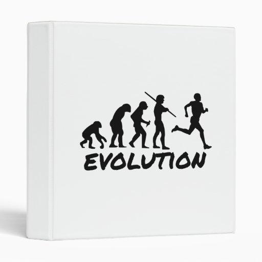 """Evolución del corredor carpeta 1"""""""