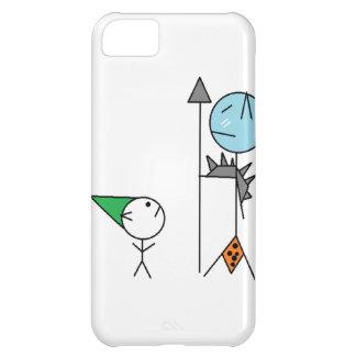 Evolución del duende (caso del iPhone) Funda Para iPhone 5C