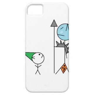 Evolución del duende (caso del iPhone) iPhone 5 Fundas