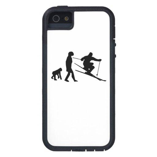 Evolución del esquí iPhone 5 Case-Mate cárcasas