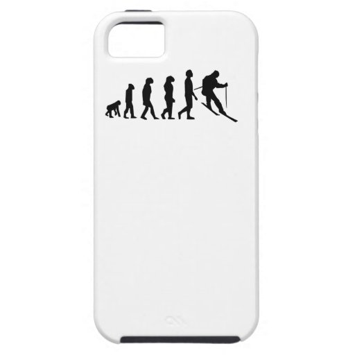 Evolución del esquí iPhone 5 Case-Mate fundas