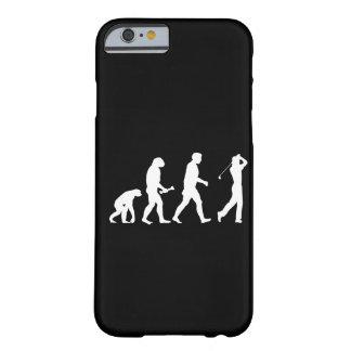 Evolución del golf funda para iPhone 6 barely there
