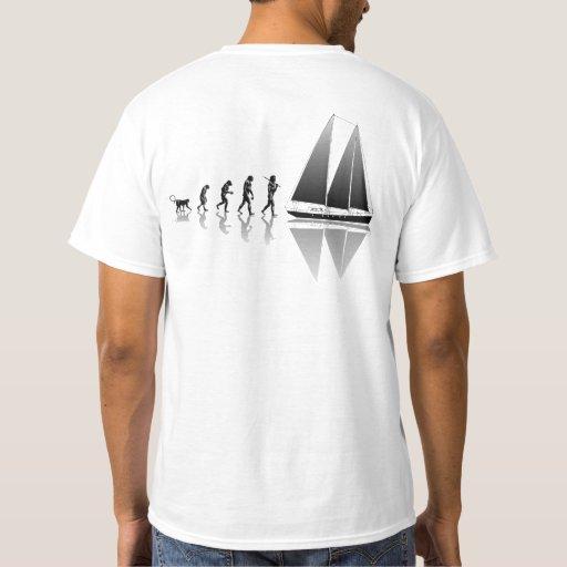 Evolución del marinero playeras