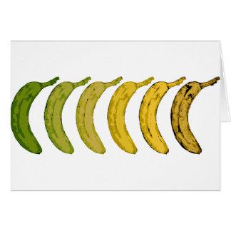 Evolución del plátano felicitaciones