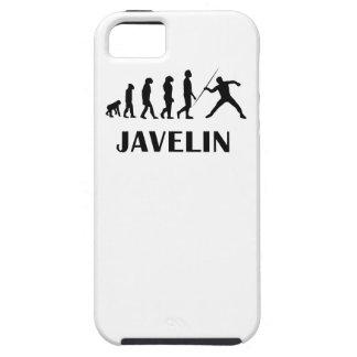 Evolución del tiro de jabalina iPhone 5 Case-Mate protector