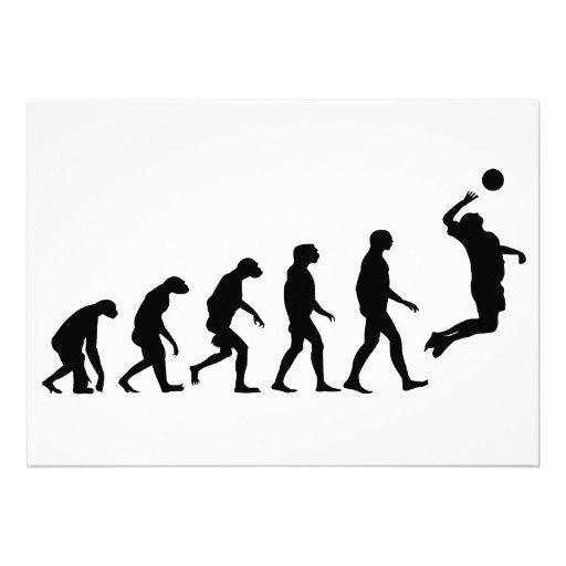 Evolución del voleibol anuncios