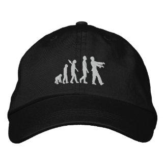 Evolución del zombi gorra de béisbol