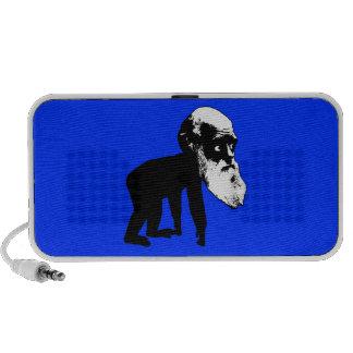 Evolución divertida de Darwin iPod Altavoces