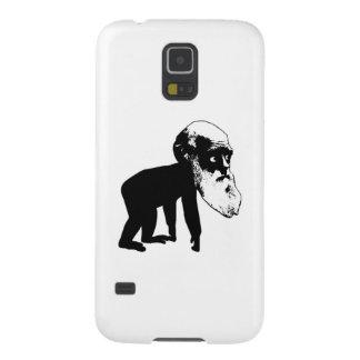 Evolución divertida de Darwin Carcasa De Galaxy S5