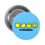 Evolución divertida pin