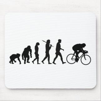 Evolución - evolución del ciclo de Velo del hombre Tapetes De Ratón