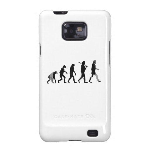 EVOLUCIÓN Faded.png Samsung Galaxy SII Carcasa