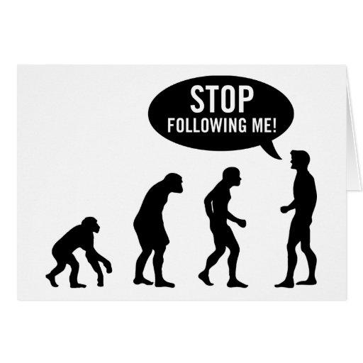 evolución felicitacion