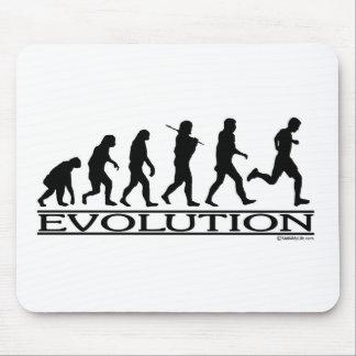 Evolución - funcionamiento del hombre tapete de raton
