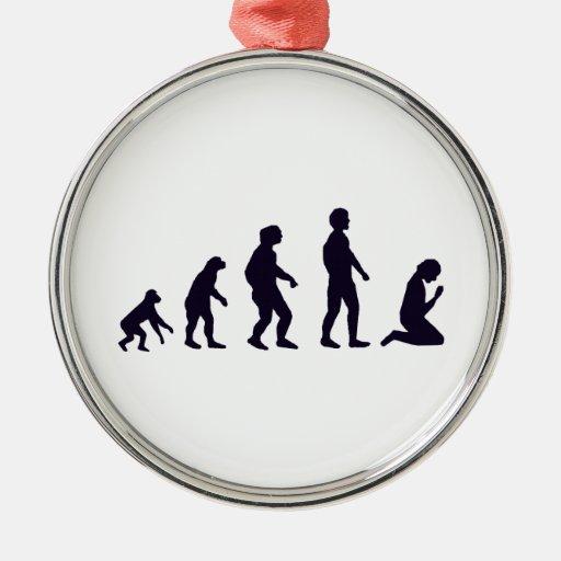EVOLUCIÓN HUMANA, figuras, regalos Ornatos