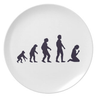 EVOLUCIÓN HUMANA figuras regalos Plato