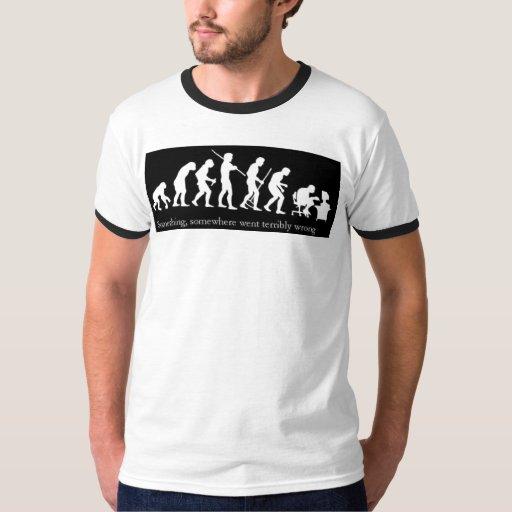 Evolución humana playera