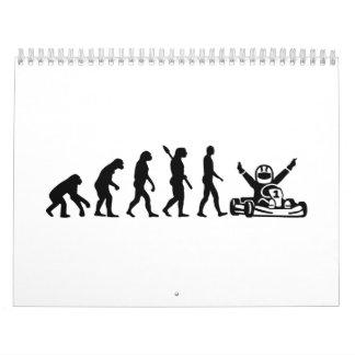 Evolución Kart Calendarios