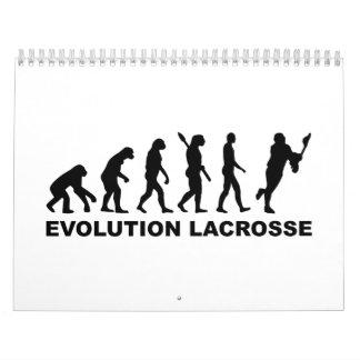 Evolución LaCrosse Calendarios