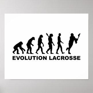 Evolución LaCrosse Poster
