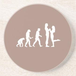 EVOLUCIÓN LESBIANA DE LA BODA - .PNG POSAVASOS MANUALIDADES