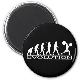 Evolución - levantador de peso imán redondo 5 cm