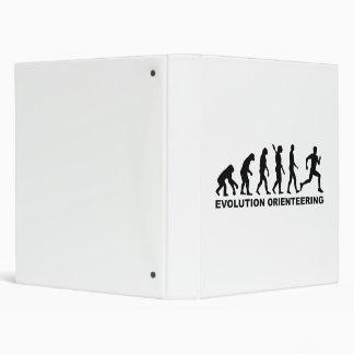 """Evolución Orienteering Carpeta 1"""""""