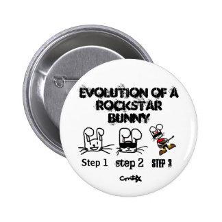 Evolución Pin Redondo De 2 Pulgadas