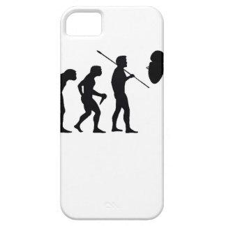Evolución (R) iPhone 5 Case-Mate Cárcasas