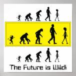 ¡Evolución salvaje! Impresiones