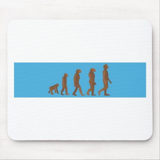 Evolución Tapetes De Ratón