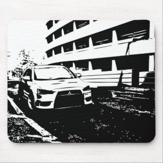 Evolución x de Mitsubishi Lancer - amor de I mi Tapete De Ratones