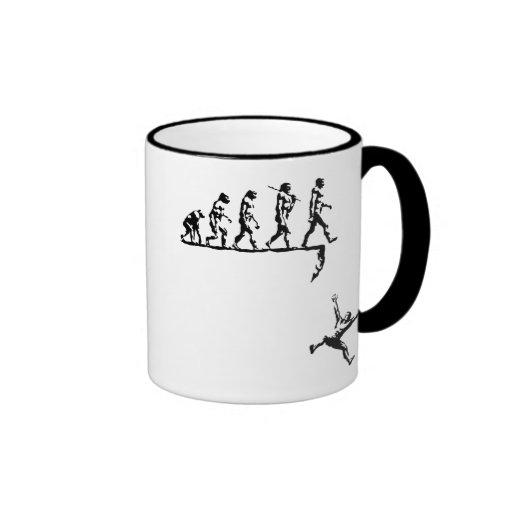 Evolución y destino tazas