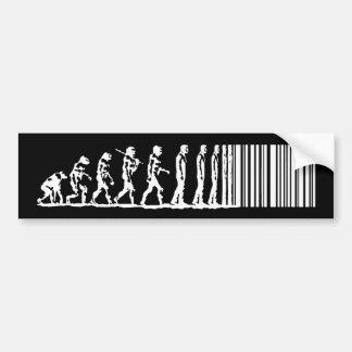 Evolunity Etiqueta De Parachoque