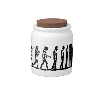 Evolunity Candy Jar