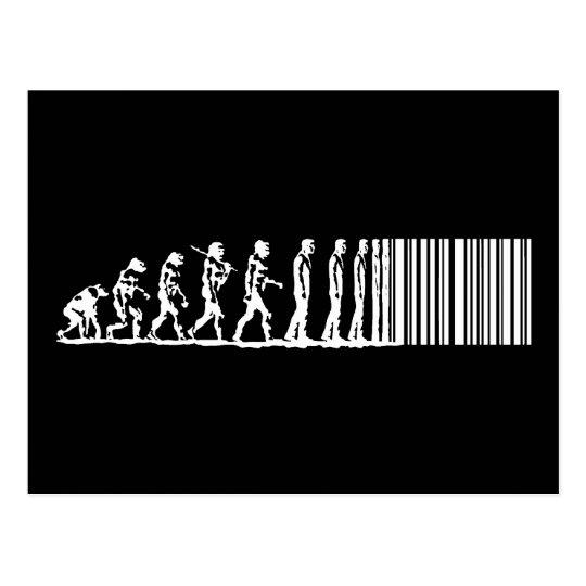 Evolunity Postcard