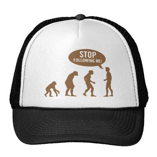 evolution4 gorras de camionero