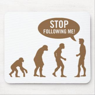 evolution4 mouse pad