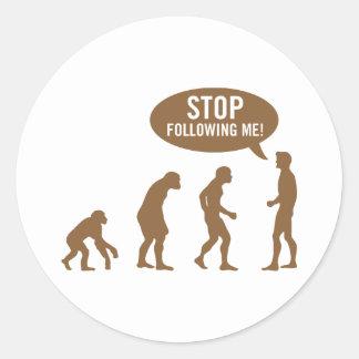 evolution4 stickers