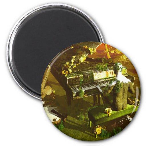 Evolution 2 2 inch round magnet