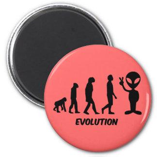 Evolution 2 Inch Round Magnet