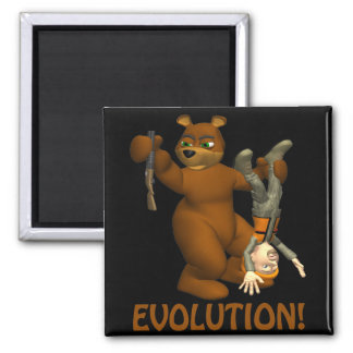 Evolution 2 Inch Square Magnet