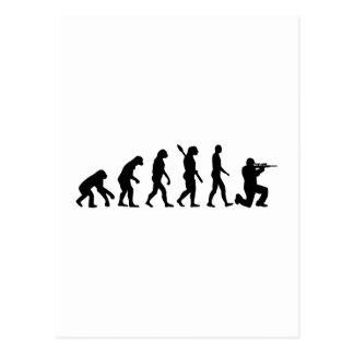 Evolution Airsoft Postcard