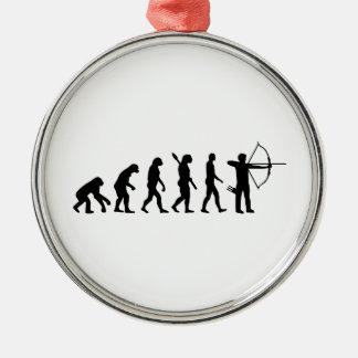 Evolution Archery Ornament