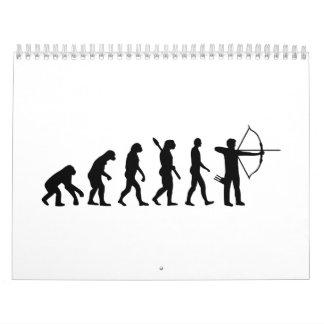 Evolution Archery Calendar