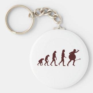 Evolution Arrow Keychain