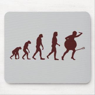 Evolution Arrow Mouse Pad